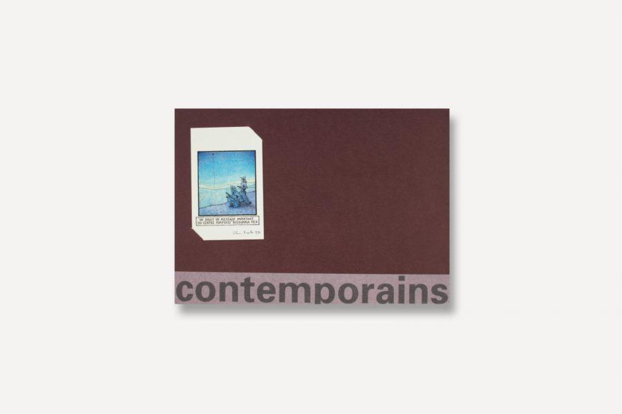 cartons d'invitation du centre Pompidou - CARTON-BRUN-01.jpg