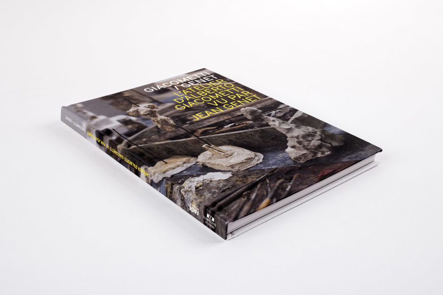 Giacometti / genet<br>l'atelier d'Alberto Giacometti par jean genet - GG-INSIDE.jpg