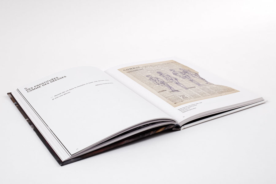 Giacometti / genet<br>l'atelier d'Alberto Giacometti par jean genet - GG-INSIDE-AG.jpg