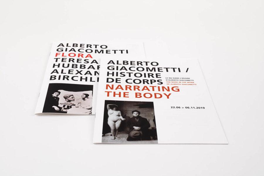 giacometti / histoire de corps<br>flora / Hubbard & Birchler - 031A0022_DxO-page.jpg